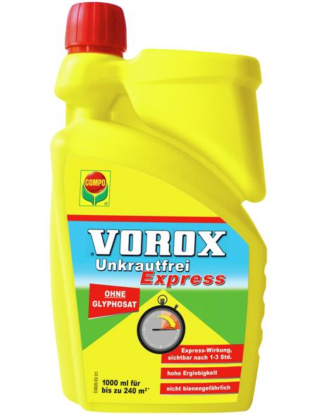 COMPO VOROX® Unkrautfrei Express 1000 ml
