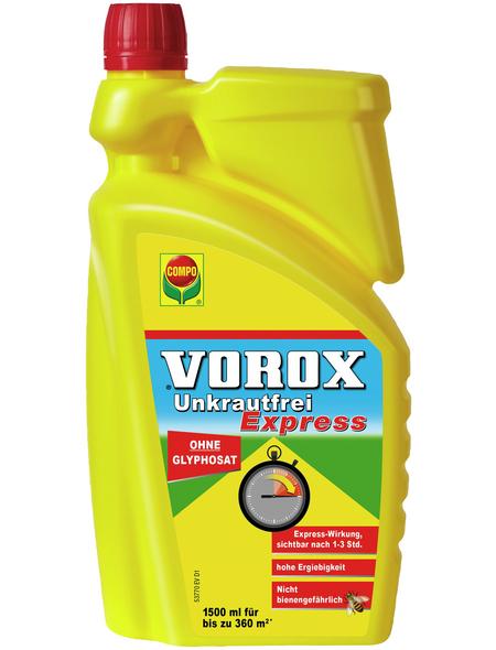 COMPO VOROX® Unkrautfrei Express 1500 ml