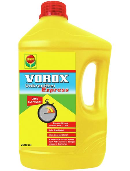 COMPO VOROX® Unkrautfrei Express 2,2 L