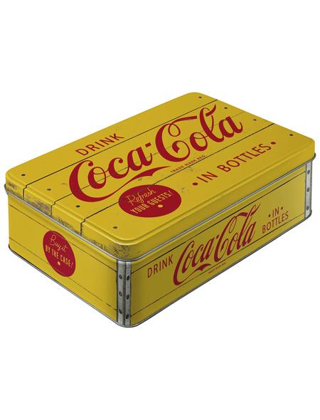 Nostalgic-Art Vorratsdose, BxH: 16 x 16 cm, Blech, mehrfarbig