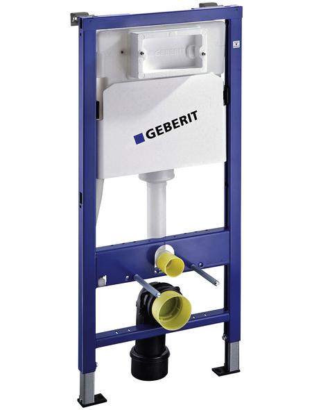 GEBERIT Vorwand-Spülkasten »Duofix Basic für 2-Mengen-Spülung«, blau