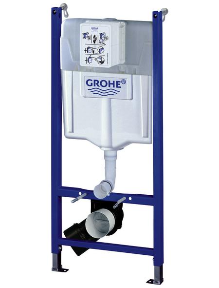 GROHE Vorwandelement »Solido«, BxH: 50 x 113,5 cm, weiß/blau
