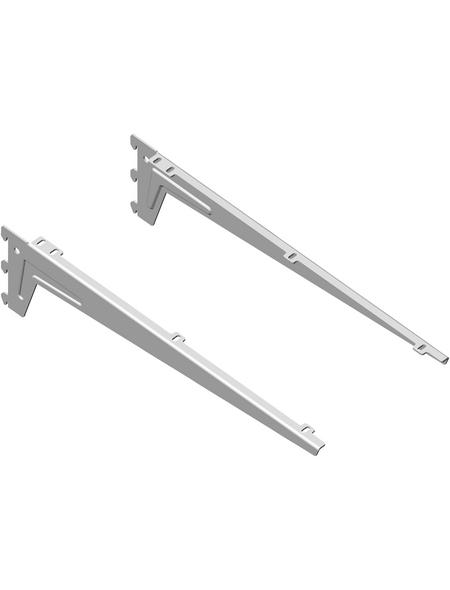 ELEMENT SYSTEM W-Träger, Stahl, weiß