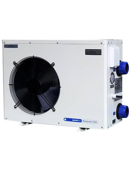 STEINBACH Wärmepumpe, max. Heizleistung: 5100 W, für Pools bis: 30 m³