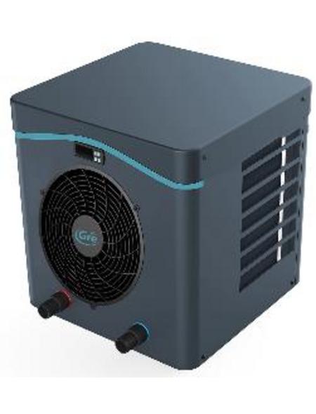 GRE Wärmepumpe, max. Heizleistung: 5500 W, für Pools bis: 40 m³