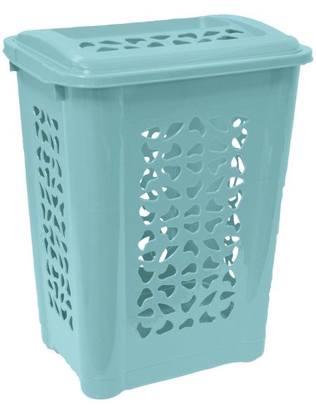 KEEEPER Wäschebox »Per«, 60 l, aqua blue