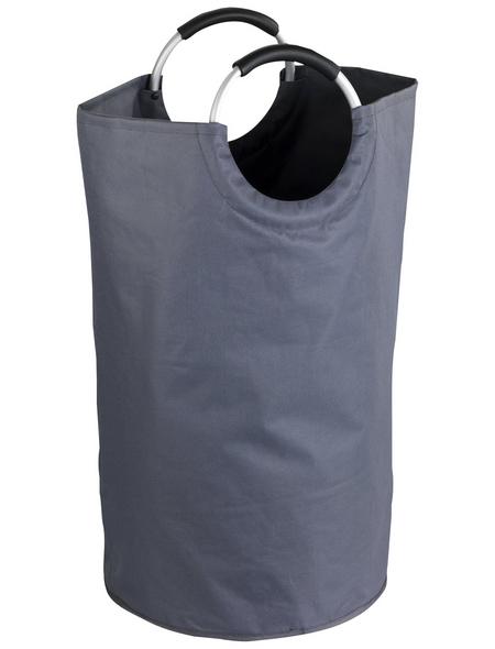 WENKO Wäschesammler, BxHxL: 38 x 72 x 38 cm, Polyester