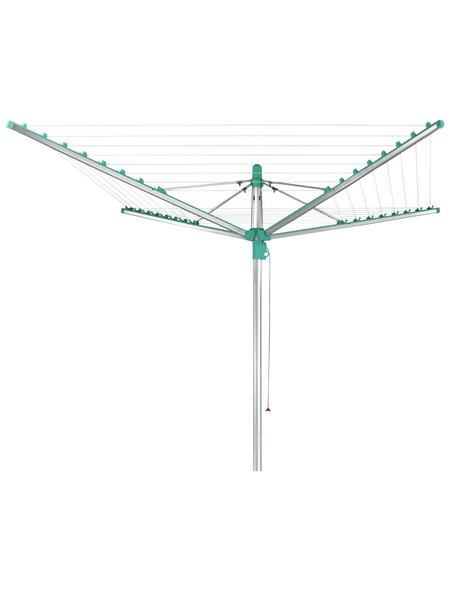 LEIFHEIT Wäscheschirm, Leinenlänge: 40 m