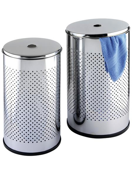 WENKO Wäschetruhe, Stahl/Polypropylen (PP)