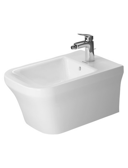 DURAVIT Wand-Bidet »P3 Comfort«, weiß, BxHxT: 38 x 29 x 57 cm