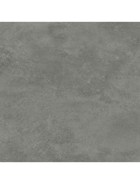 RENOVO Wand- und Bodenfliese »Stamford«, grau, matt, rektifiziert