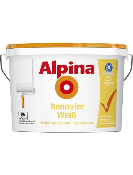 ALPINA Wand- und Deckenfarbe