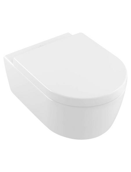 VILLEROY & BOCH Wand WC »Avento«, alpinweiß