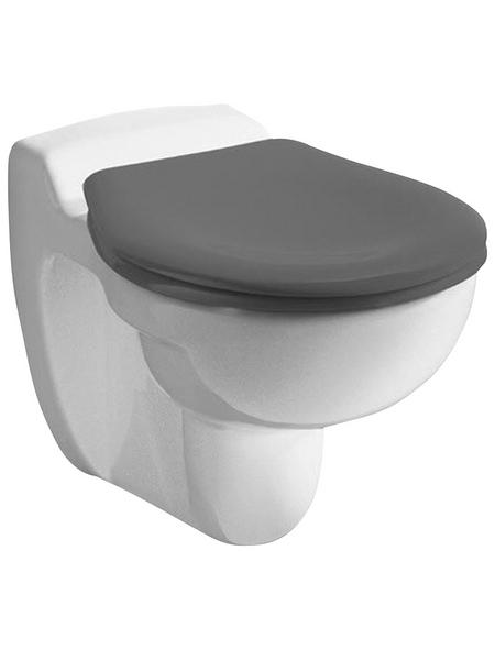 GEBERIT Wand WC »Bambini«, Tiefspüler, weiß, mit Spülrand