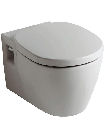 IDEAL STANDARD Wand WC »Connect«, Tiefspüler, weiß