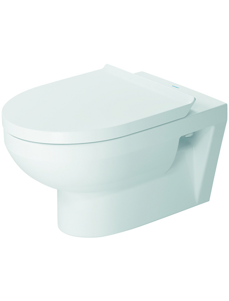 Wand WC »DuraStyle Basic rimless«, weiß