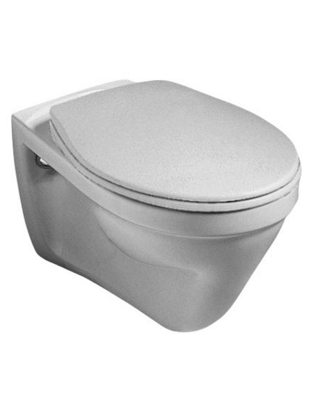Wand WC »Festival«, Flachspüler, weiß
