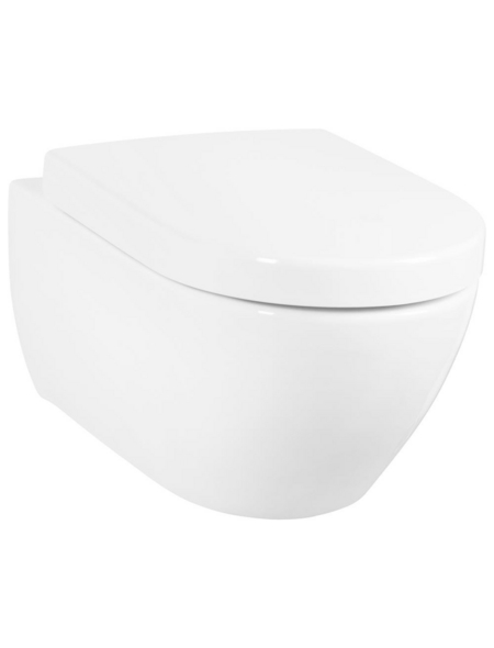 VILLEROY & BOCH Wand-WC-Komplettset »SUBWAY 2.0«, weiß