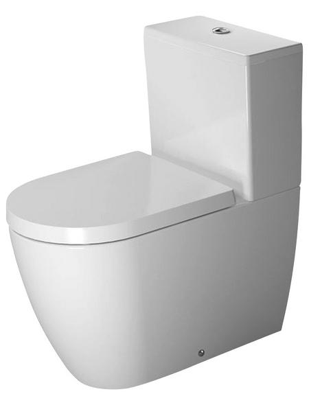 DURAVIT Wand WC »Me by Starck«, Tiefspüler, weiß