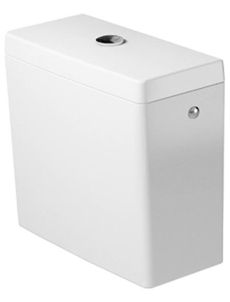 DURAVIT Wand WC »Me by Starck«, Tiefspüler, weiß, mit Spülrand