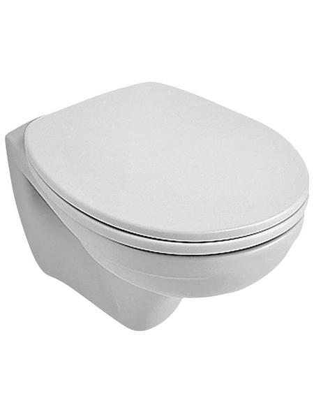 VILLEROY & BOCH Wand WC »OMNIA classic«, Tiefspüler, alpinweiß