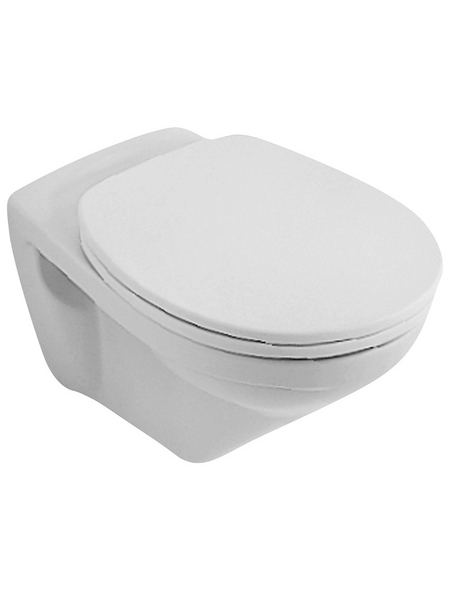 VILLEROY & BOCH Wand WC »OMNIA classic«, Tiefspüler, alpinweiß, mit Spülrand