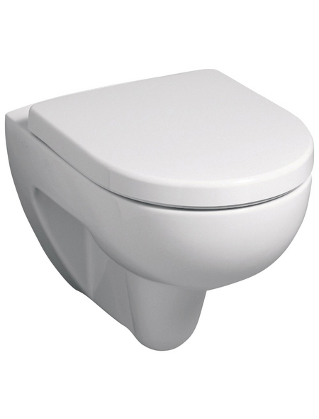 GEBERIT Wand WC »Renova«, Tiefspüler, beige