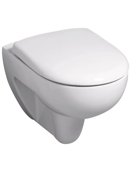 GEBERIT Wand WC »Renova«, Tiefspüler, pergamon