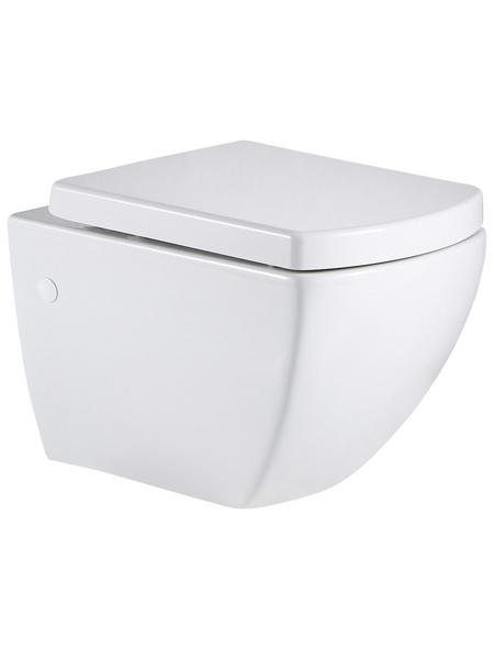 WELLWATER Wand-WC-Set »Wellwater«, BxH: 36 x 35 cm, Keramik