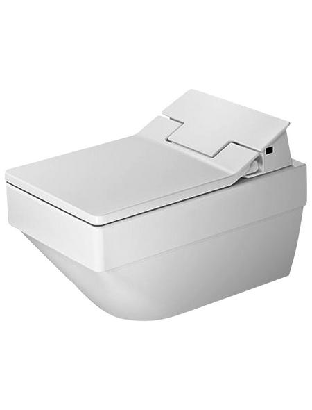 DURAVIT Wand WC »Vero Air«, Tiefspüler, weiß, Spülrandlos