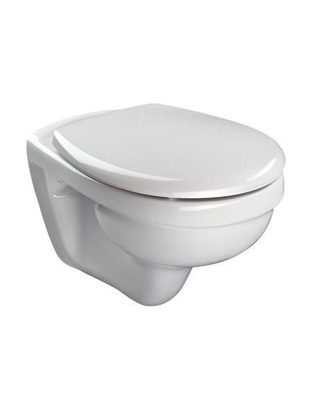CORNAT Wand WC, weiß