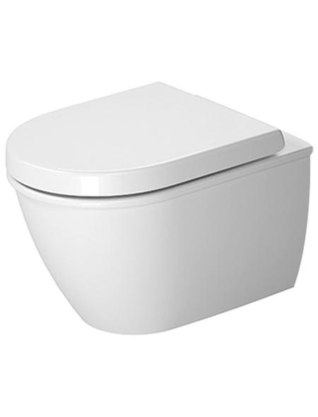 DURAVIT Wand WC, weiß, mit Spülrand