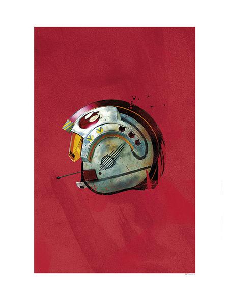 KOMAR Wandbild, BxH: 50 x 70 cm, bunt