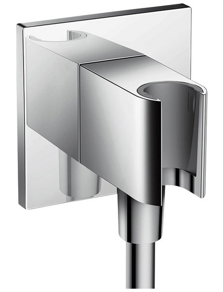 HANSGROHE Wandbrausehalter »FixFit«, Metall / Kunststoff