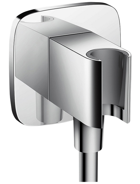 HANSGROHE Wandbrausehalter »FixFit Porter E«, Kunststoff / Metall