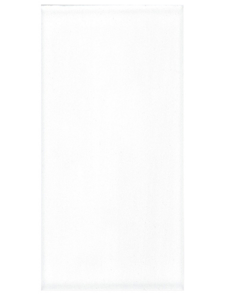 RENOVO Wandfliese, BxL: 60 x 30 cm, weiß