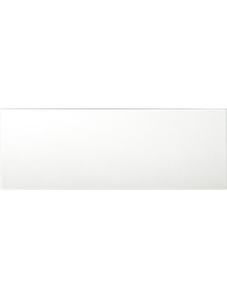RENOVO Wandfliese »Esprit«, Feinsteinzeug, weiß, matt