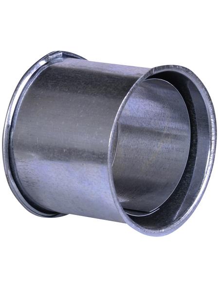 FIREFIX® Wandfutter, Ø: 11 cm, Stärke: 0,6 mm, Stahl