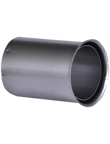 FIREFIX® Wandfutter, Ø: 8 cm, Stärke: 1,2 mm, Stahl