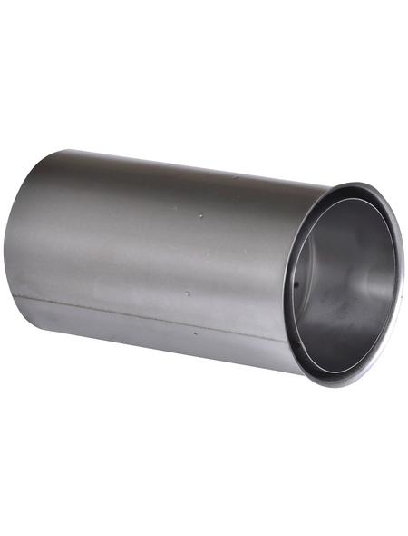 FIREFIX® Wandfutter, ØxL: 15 x 30 cm, Stärke: 2 mm, Stahl