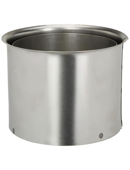 FIREFIX® Wandfutter, Stahlblech, innen Ø 14mm, für: Kamine, Öfen