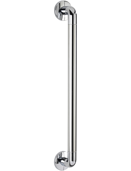 WENKO Wandhaltegriff »Secura«, Aluminium/Kunststoff, silberfarben