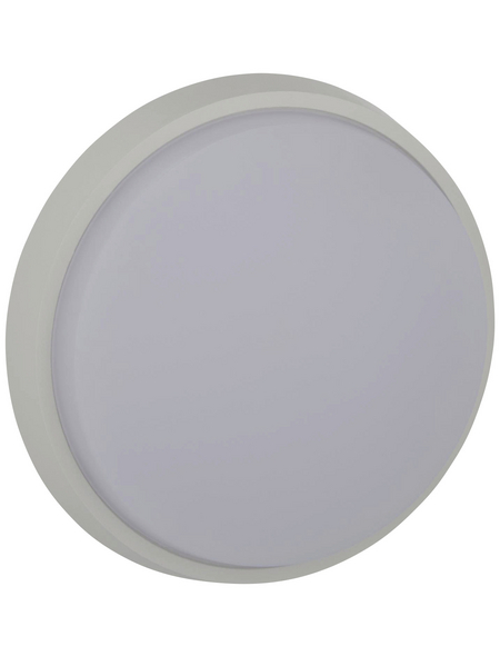 KONSTSMIDE Wandleuchte »Cesena«, 10 W, aluminium/acrylglas, IP54
