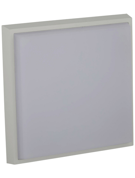 KONSTSMIDE Wandleuchte »Cesena«, 10 W, aluminium/glas, IP54