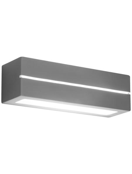 Wandleuchte »JUNIPUS« weiß 60 W, 1-flammig, E27, inkl. Leuchtmittel