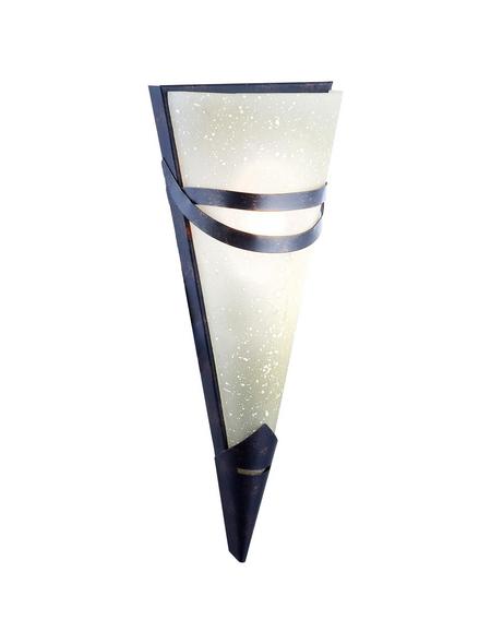GLOBO Wandleuchte »RUSTICA II«, E14, ohne Leuchtmittel