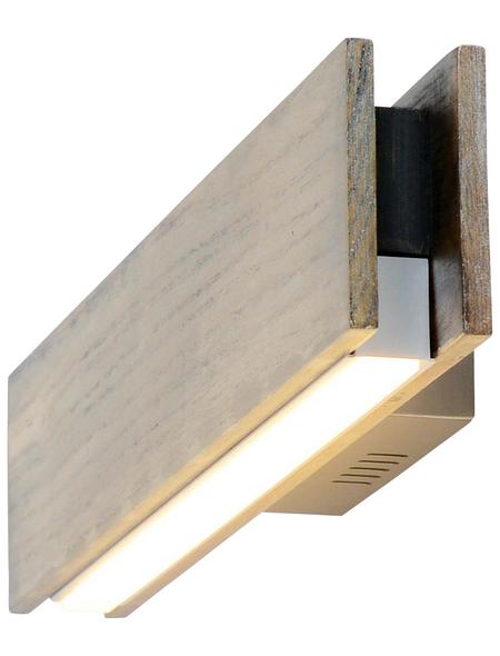 NÄVE Wandleuchte »Straight«, Holz/Metall/Acrylat