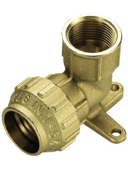 CORNAT Wandscheibe, für PE-HD-Rohr, Ø 25 mm, 3/4Z IG