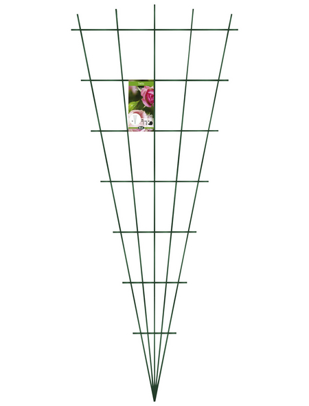 Peacock Wandspalier, ØxH: 5 mm x 150 cm, Stahl