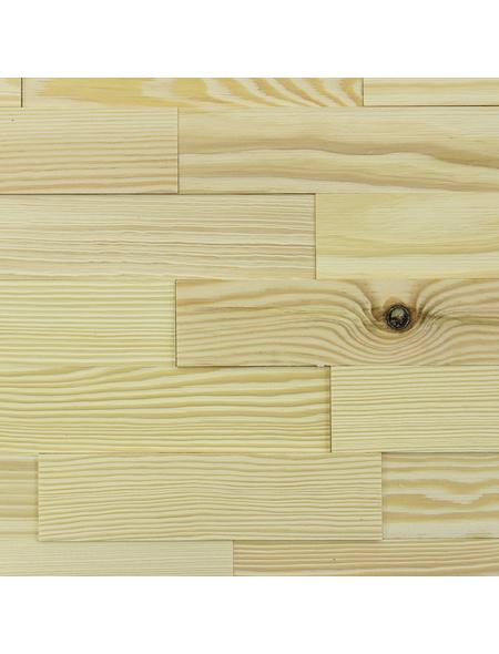 WODEWA Wandverkleidung, kiefer, Holz, Stärke: 6 mm